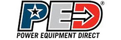 Power Equipment Direct (PED) logo