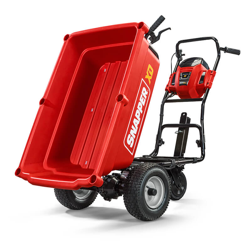 82Volt Max* LithiumIon Cordless SelfPropelled Utility Cart