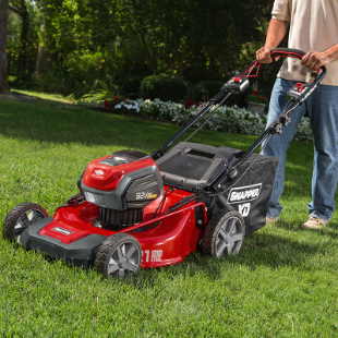 82Volt Max LithiumIon Cordless Walk Mowers