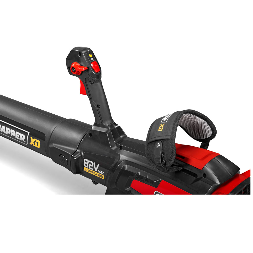 82V Max* Electric Leaf Blower with PowerGrip