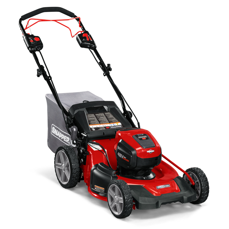 Snapper HD 48V Max* Electric Cordless SelfPropelled Lawn Mower