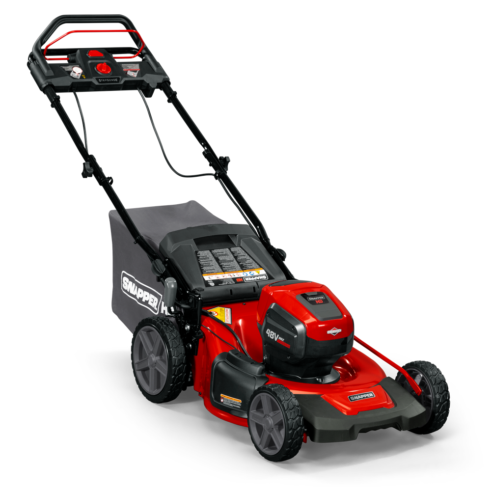48V Max* StepSense Automatic Drive Electric Lawn Mower