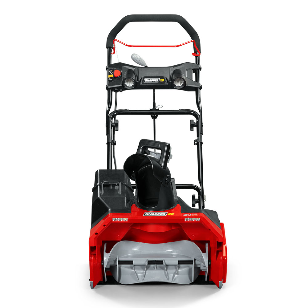82Volt MAX* LithiumIon Cordless SingleStage Snow Blower