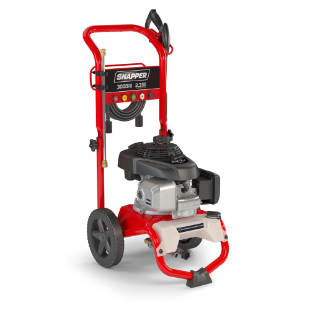 3000 MAX PSI / 2.3 MAX GPM Gas Pressure Washer