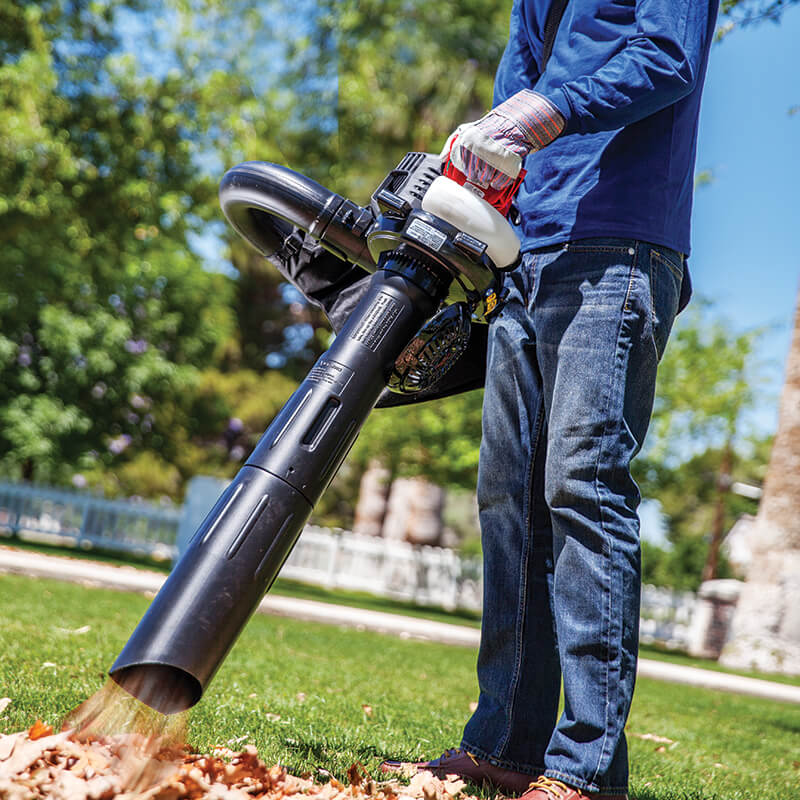 Gas Powered Handheld Blower Vac