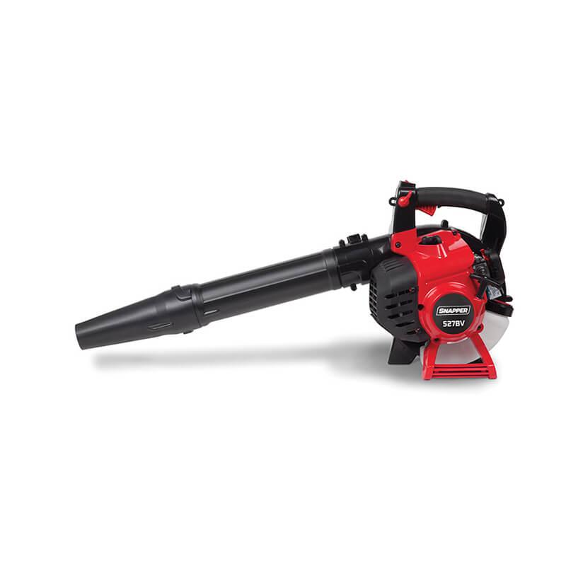 Snapper Leaf Blower : Gas powered handheld blower vac