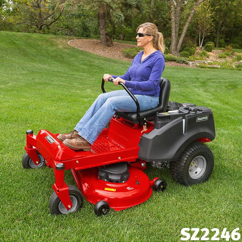 SZ Zero Turn Riding Mower
