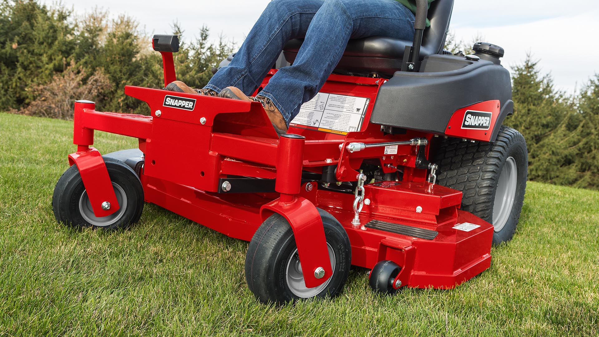 460Z Zero Turn Mower