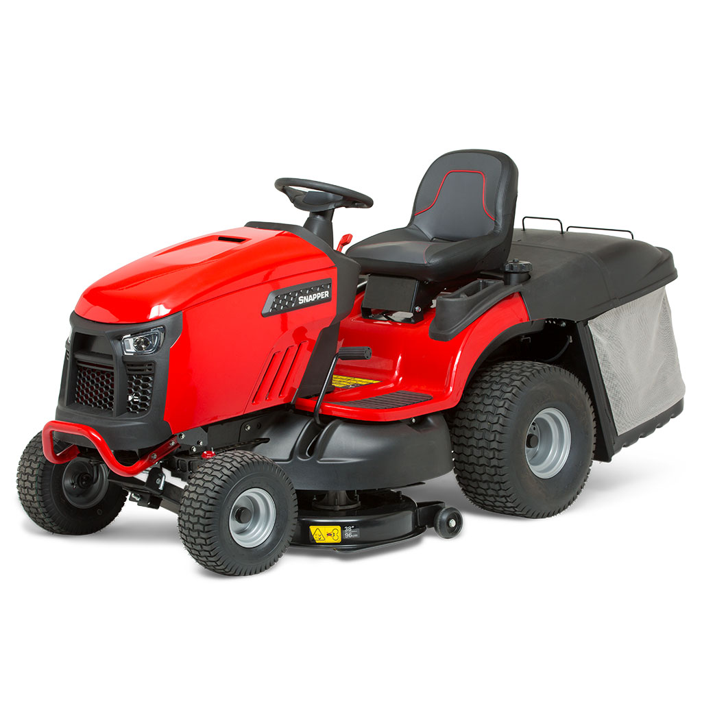 RPX210 Rear Discharge Tractor
