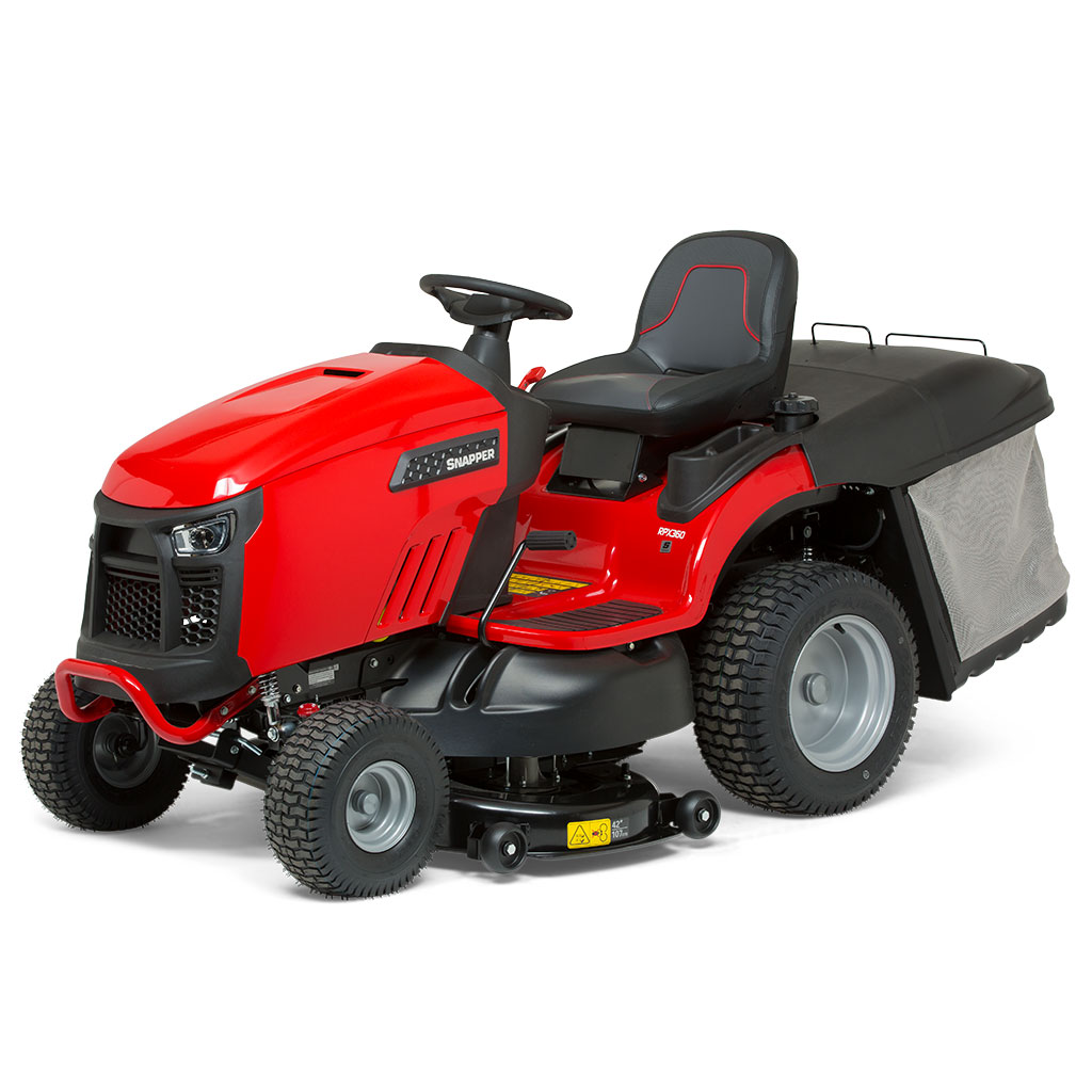 RPX360 Rear Discharge Tractor