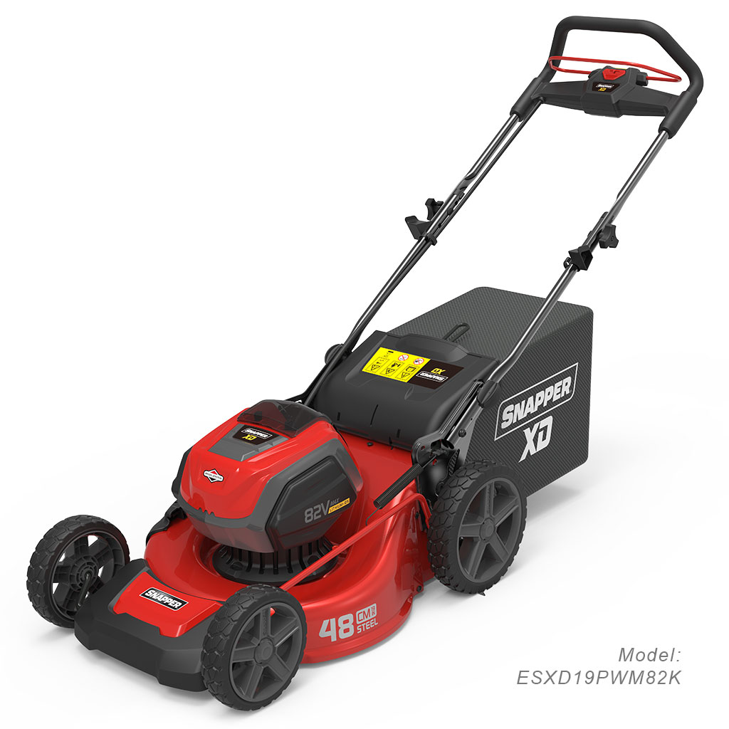 82Volt Max LithiumIon Lawn Mower