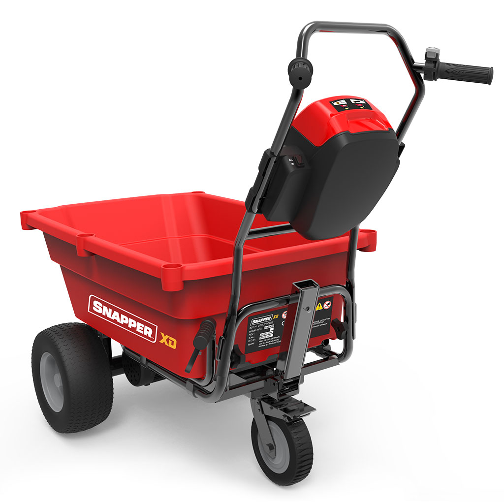 82Volt Max* LithiumIon SelfPropelled Utility Cart