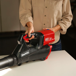 60Volt Max LithiumIon Cordless Leaf Blower