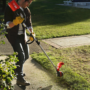 60Volt Max LithiumIon Cordless String Trimmer