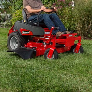 400Z Zero Turn Mower