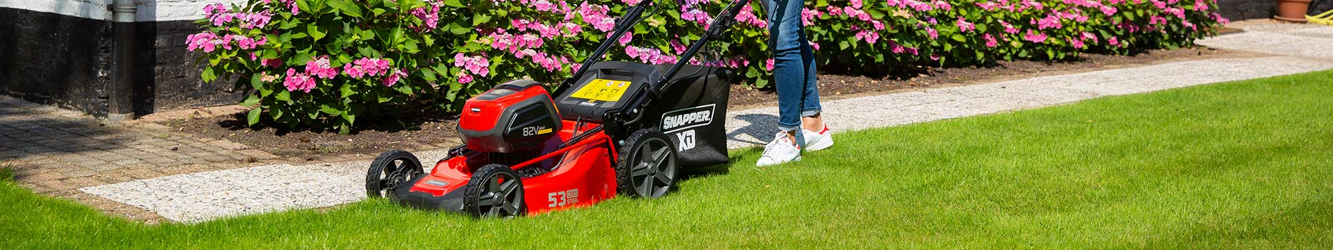 Snapper Cordless Lawn Mowers