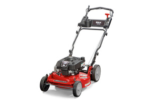 push mowers self propelled walk behind mowers snapper ninja® series mowers