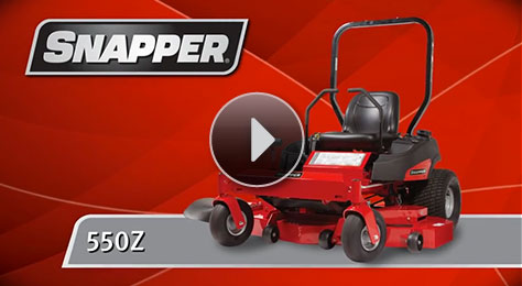 550 Zero Turn Riding Mower – Professional Grade Performance