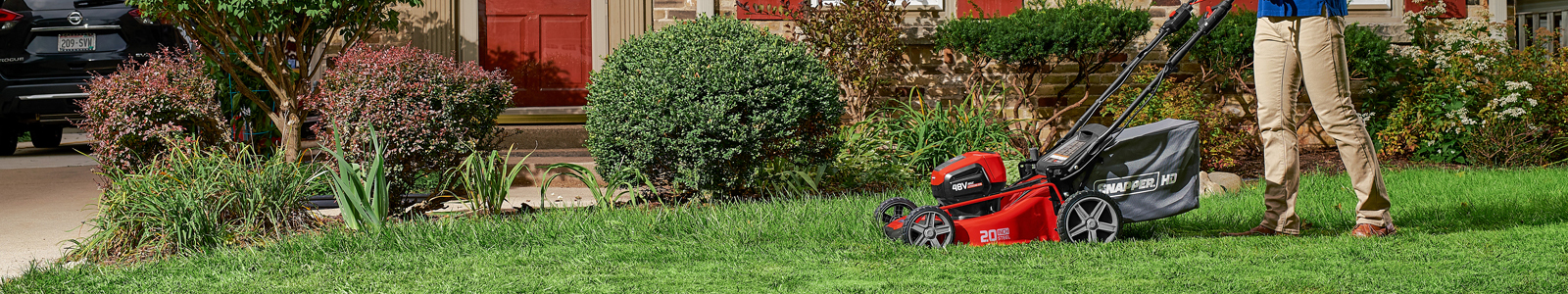 Snapper HD 48V Lawn Mowers