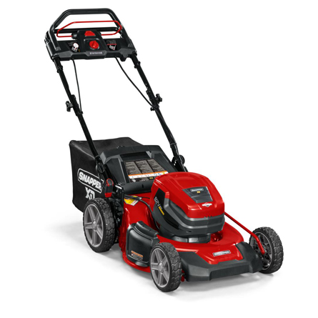 StepSense™ Automatic Drive Electric Lawn Mower