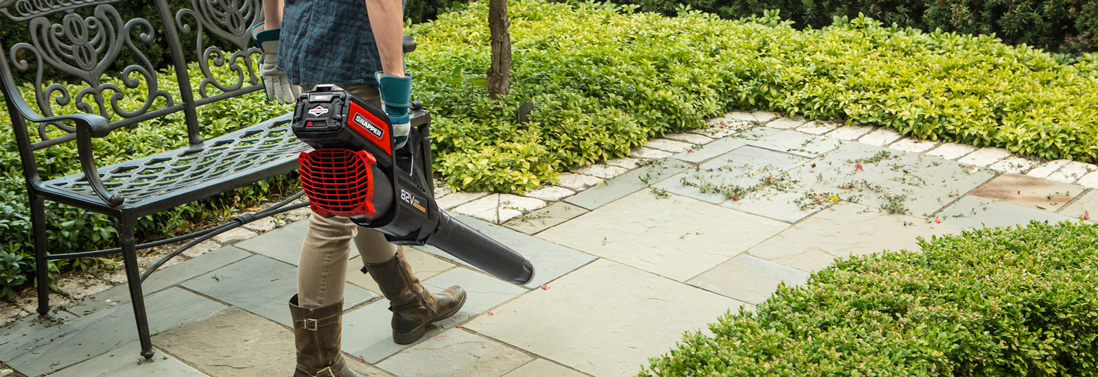 Snapper Electric Leaf Blower