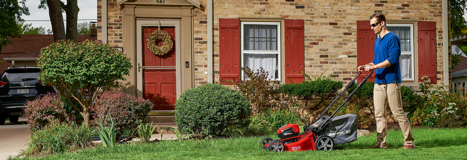 Snapper Electric Lawn Mowers