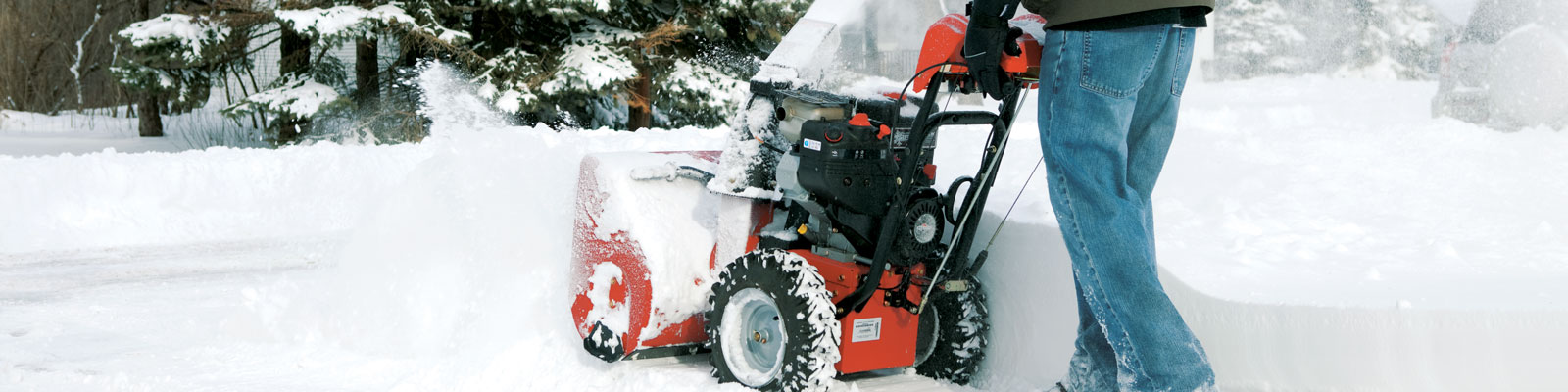 Snapper Snow Blowers