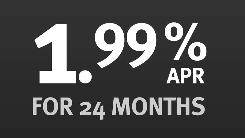 1.99% APR for 24 Months