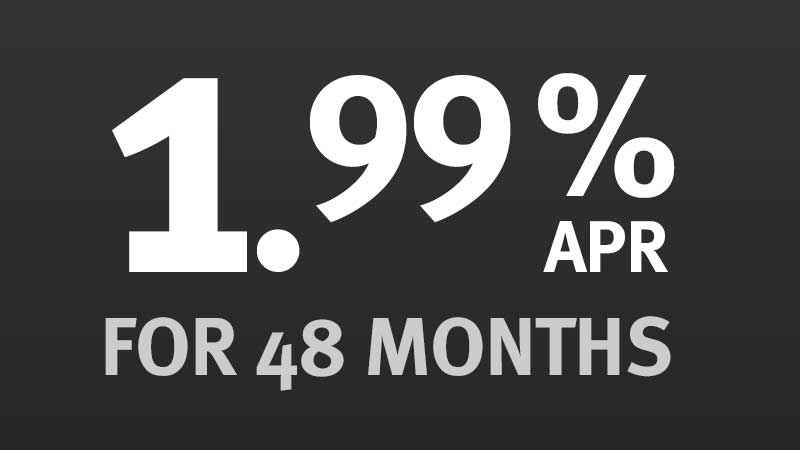 1.99% APR for 48 Months