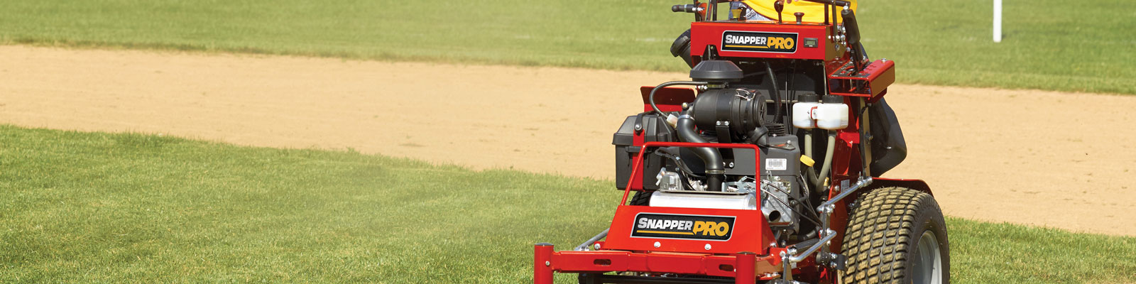 Snapper Pro Stand-On Mower