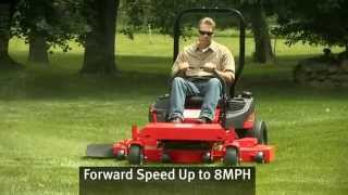 550Z Zero Turn Mower Features Video | Snapper ...