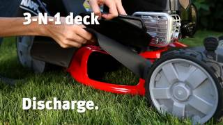 SP80 Walk Behind Mower Features Video | Snapper...