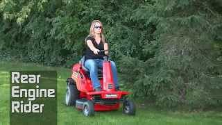 Rear Engine Riding Mower Features Video | ...